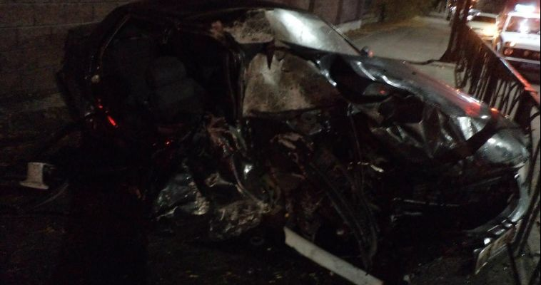Ночью в Магнитогорске произошла страшная авария