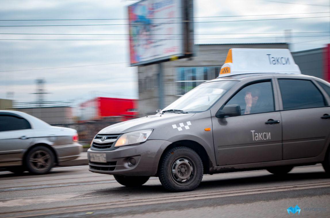 Пассажиров такси застрахуют