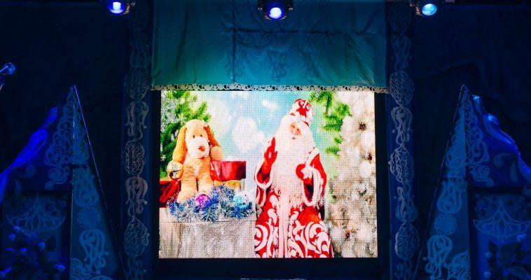 Дед Мороз ждёт открыток от магнитогорцев