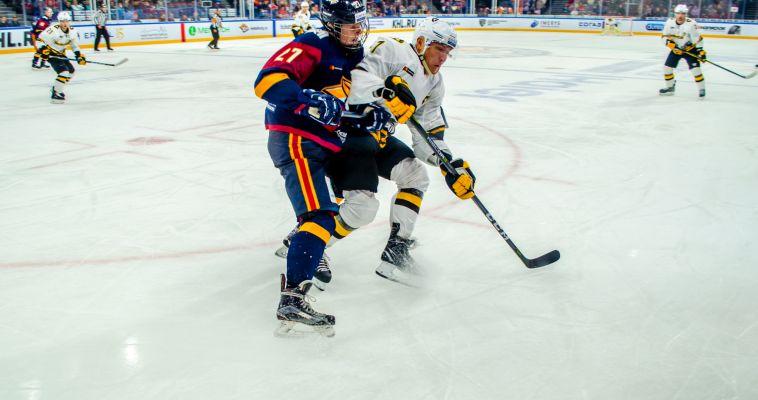 Сергей Мозякин принес победу «Металлургу» в матче с «Северсталью»