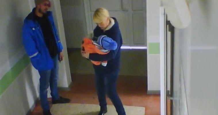 Медики показали видео, связанное со скандалом в детской больнице