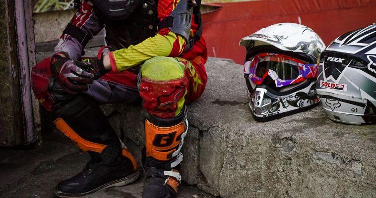 Магнитогорские мотокроссмены закрыли летний сезон