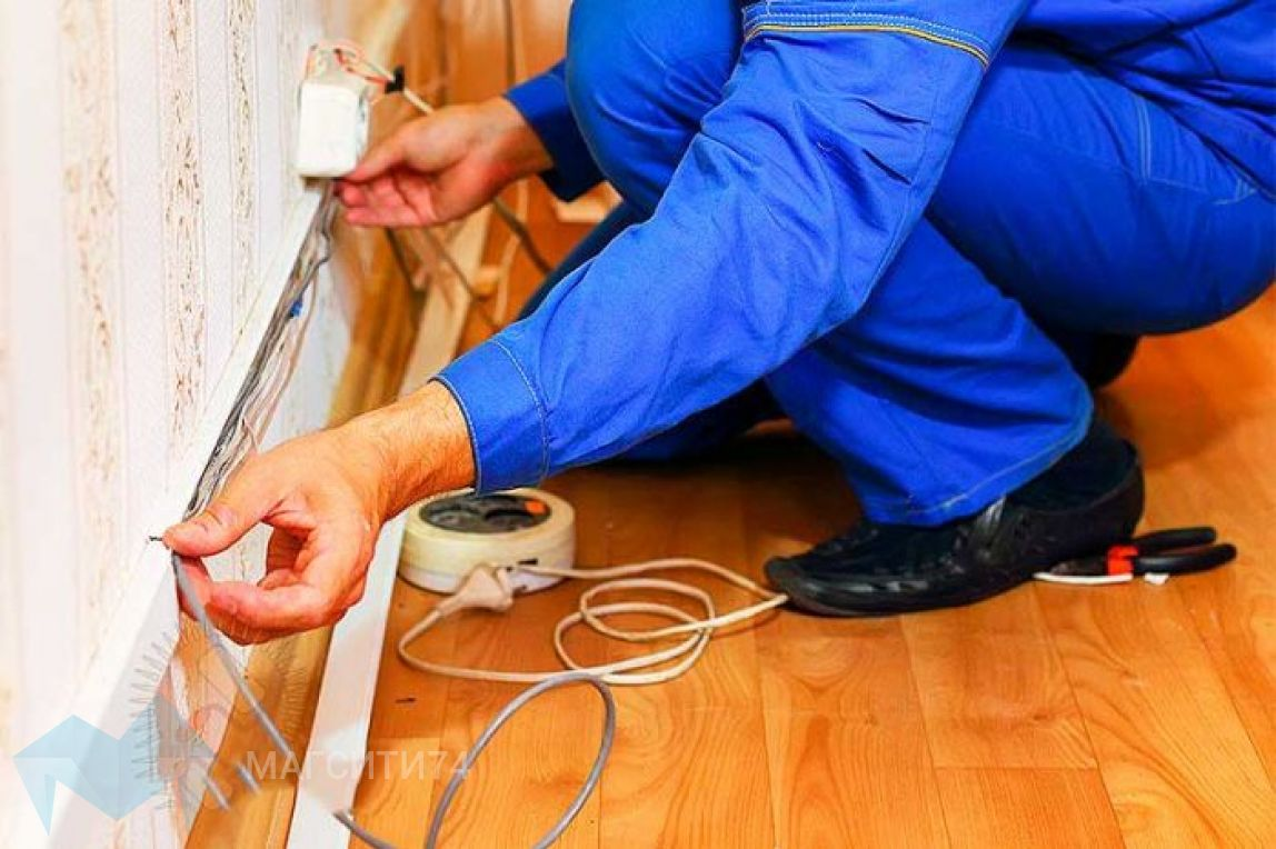 У каждого кабеля должно быть свое место