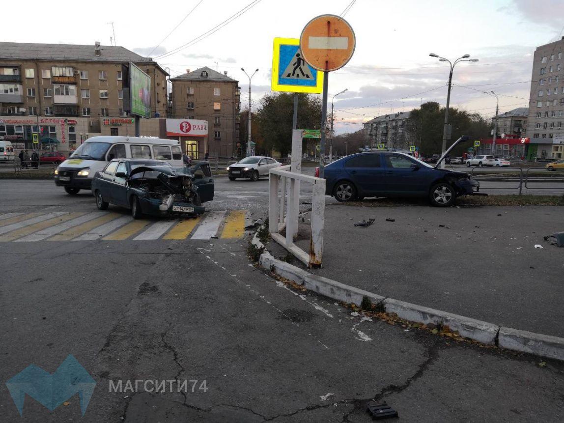 На Грязнова серьёзная авария