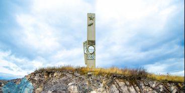 Памятник героям Великой Отечественной войны оказался на задворках
