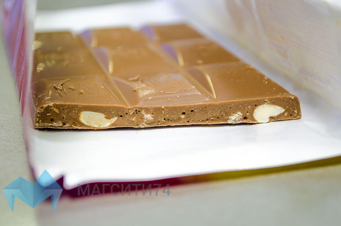 Эксперты назвали лучший шоколад с орехами