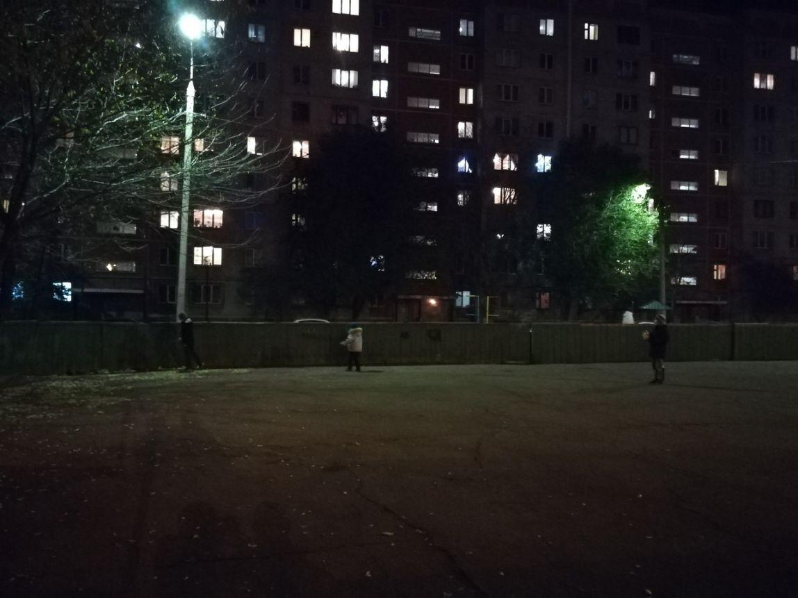 На улицах города стало светлее