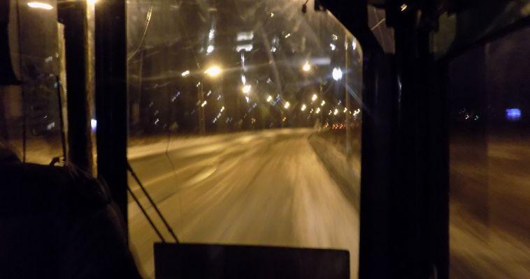 В Челябинске забастовали водители городского транспорта