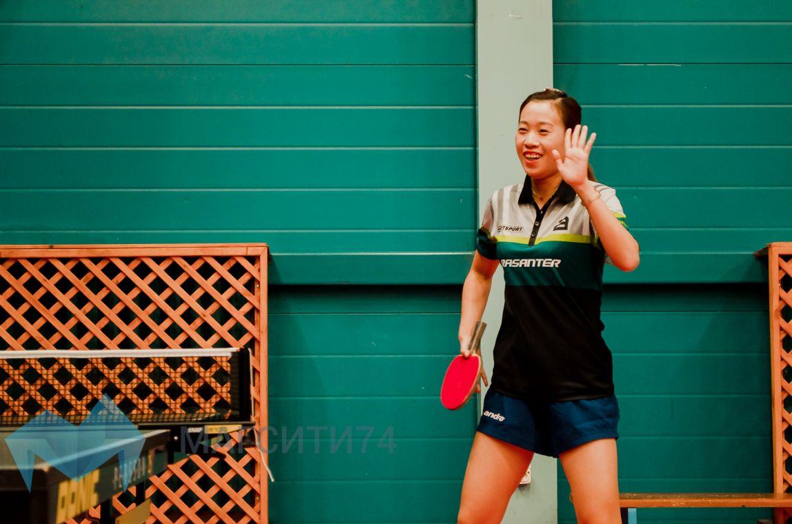 Китайская спортсменка выступила за сборную Магнитогорска