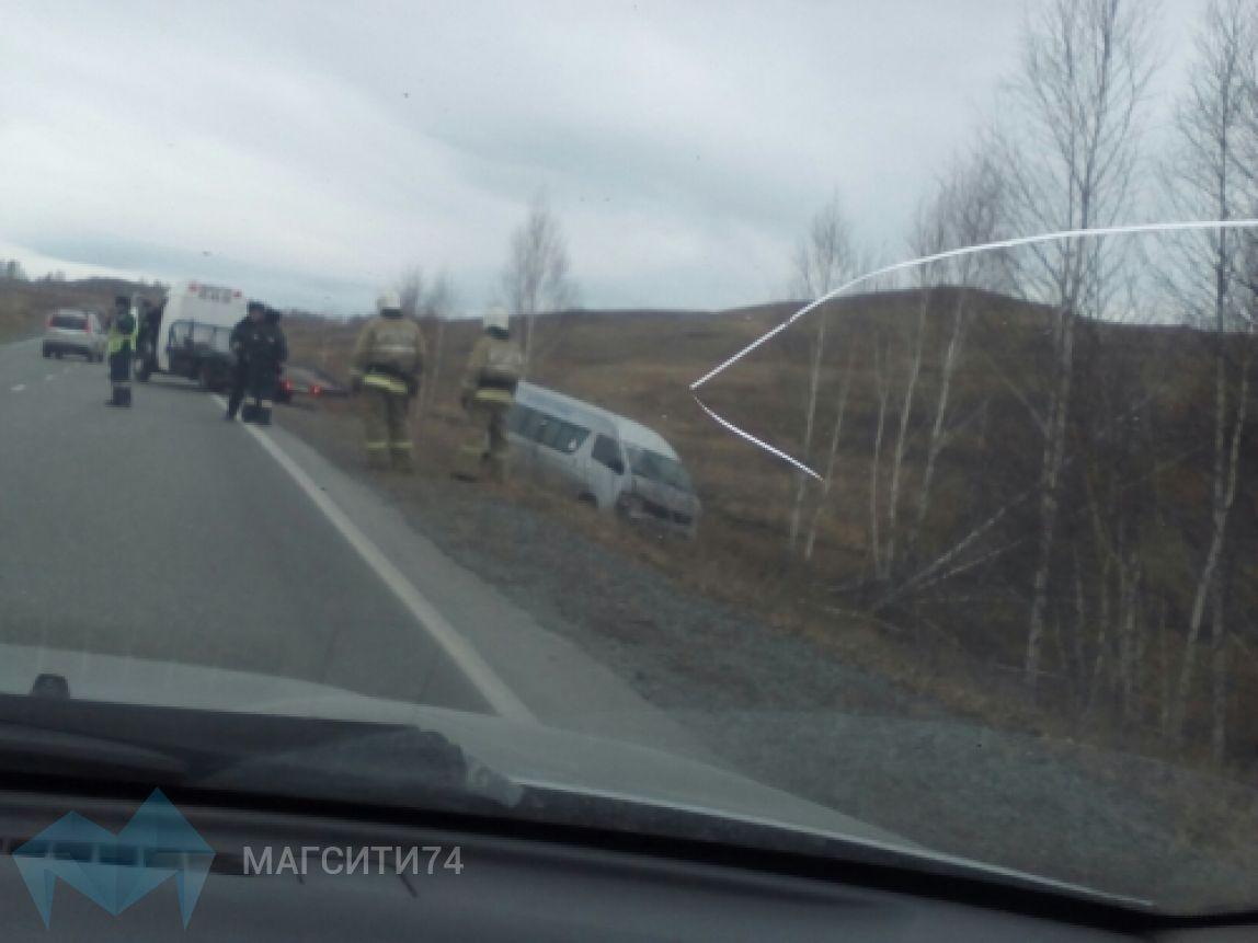 На Белорецком шоссе умер водитель