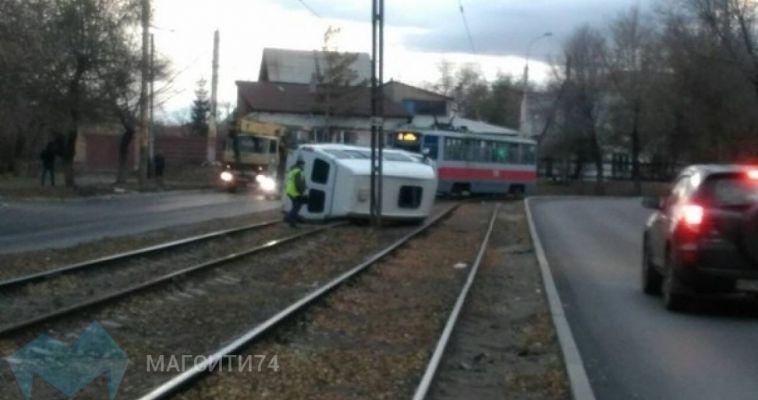 Водитель маршрутки чуть не угробил пятерых пассажиров