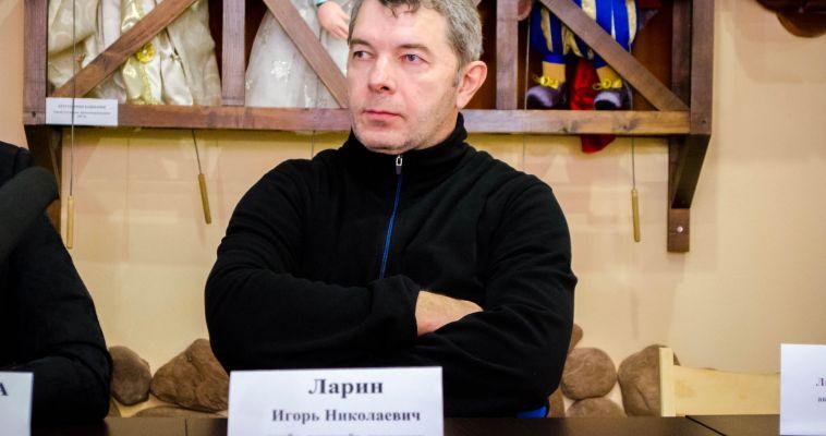 В Магнитогорске состоялся моноспектакль о Пушкине