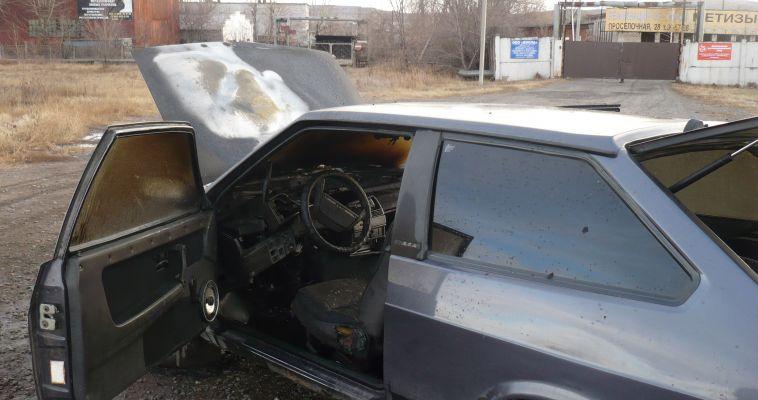 Неисправная проводка чуть не уничтожила автомобиль