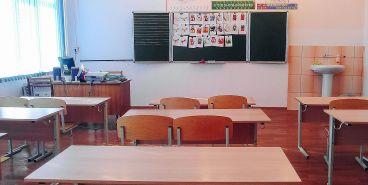 Из-за пневмонии более 20 классов перешли на закрытый режим