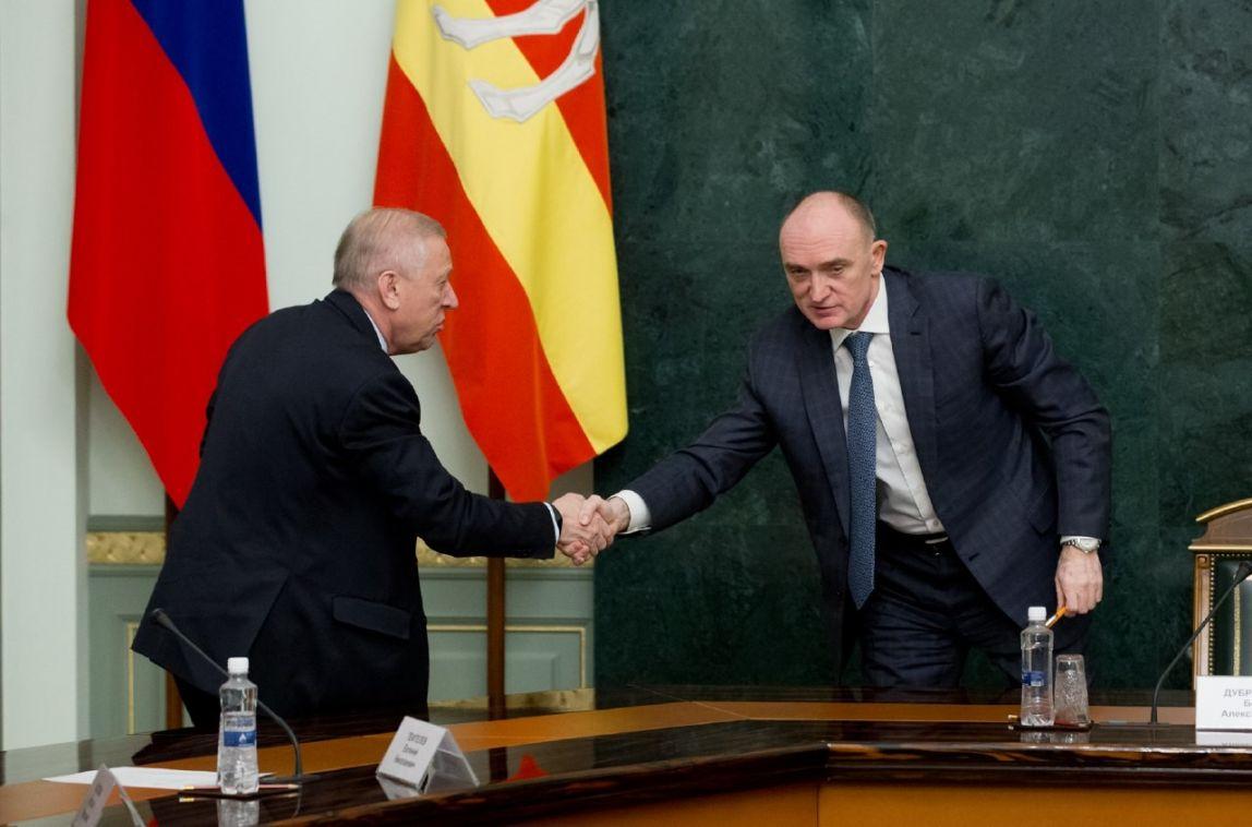 Евгений Тефтелев уходит в отставку
