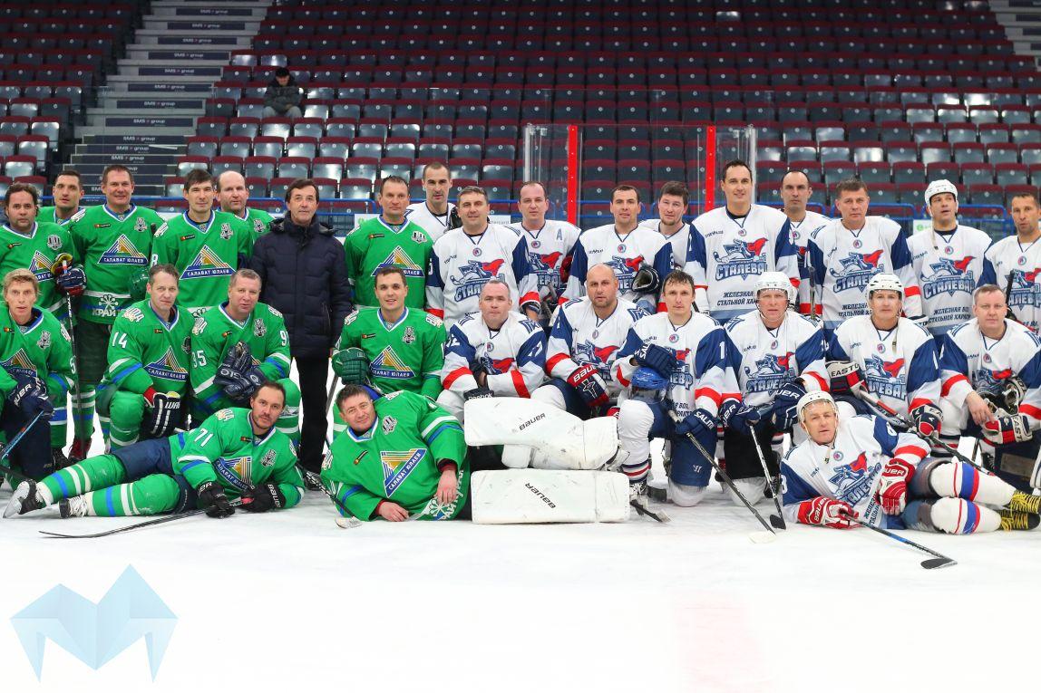 В Магнитогорске проходит уникальный для России праздник хоккея