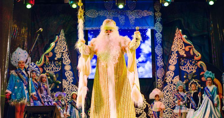 Магнитогорская девочка прислала поздравление Деду Морозу