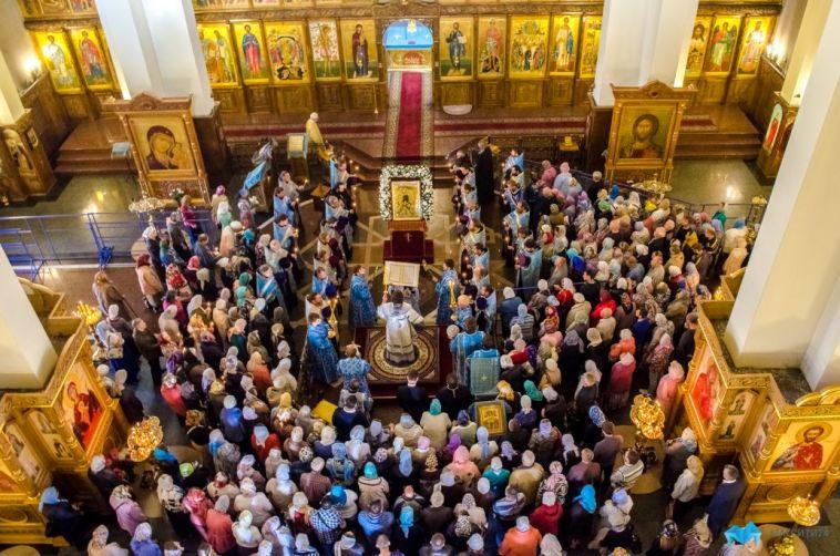 Церковь собрала деньги для заключённых