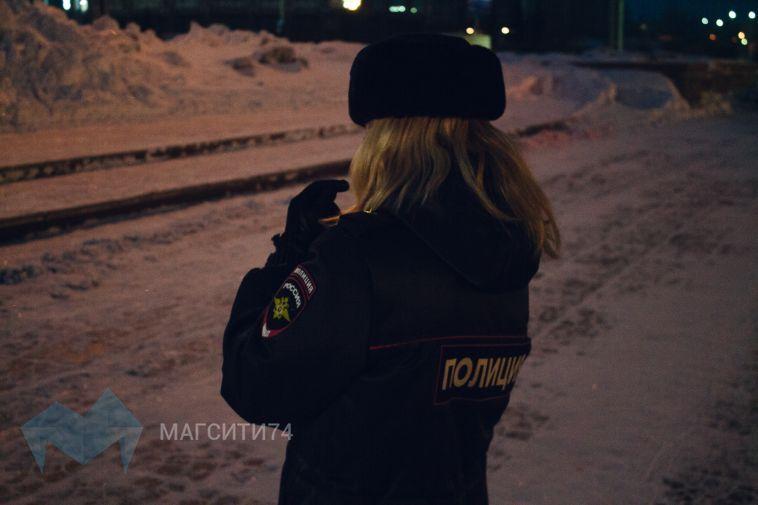 Чем занимаются ночью полицейские?