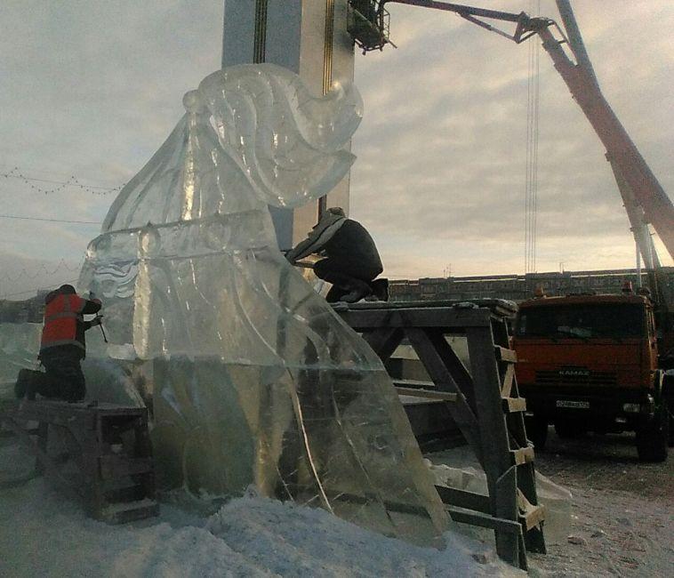 Магнитогорцы недовольны качеством ледовых городков