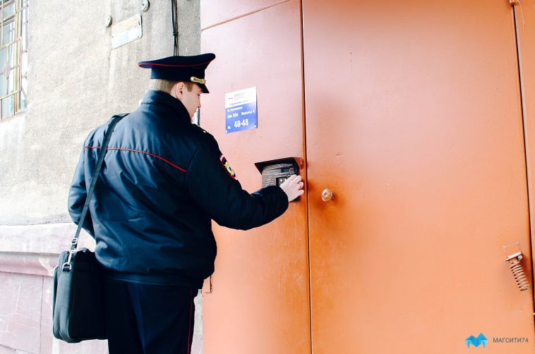 Полиция нашла магнитогорца, который ушёл в чужих ботинках