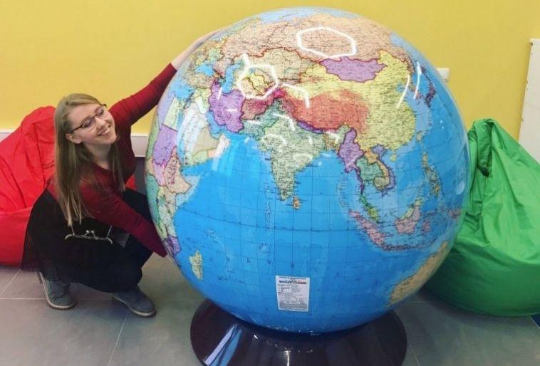 Мэрия запустила конкурс с глобусом от Теплофикации