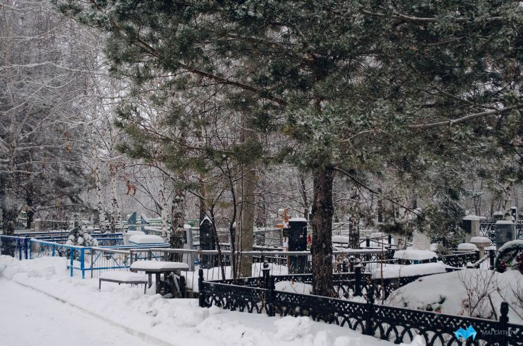 Магнитогорцев хоронили на закрытом кладбище