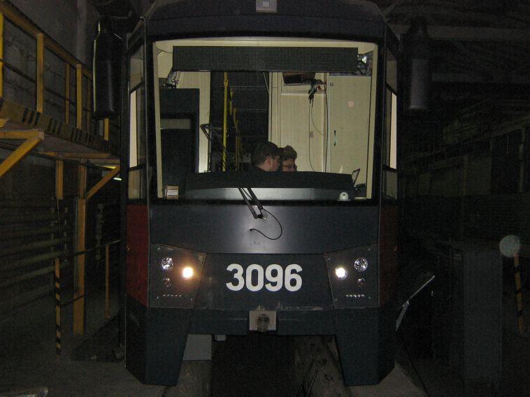 Трамвайный парк пополнился новыми вагонами