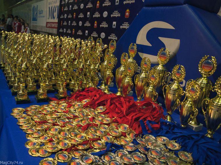 В Магнитогорске наградили звезд городского спорта