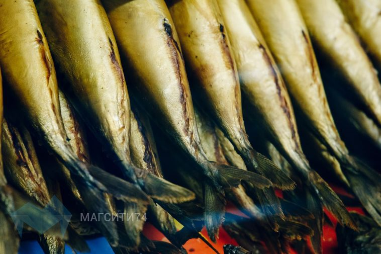 Более двухсот килограммов рыбы и мяса обезвредили белизной