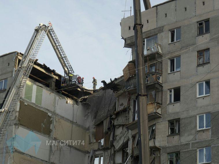 Спасатели извлекли из-под завалов тело девятого погибшего