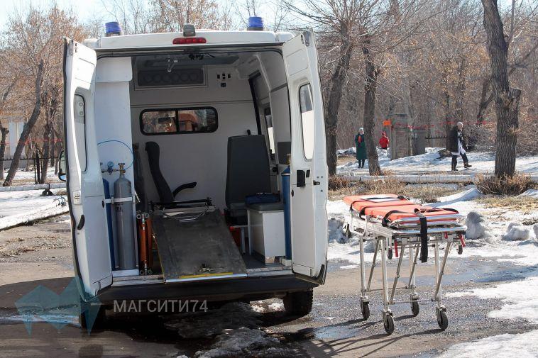 Одного из пострадавших доставят в Челябинск