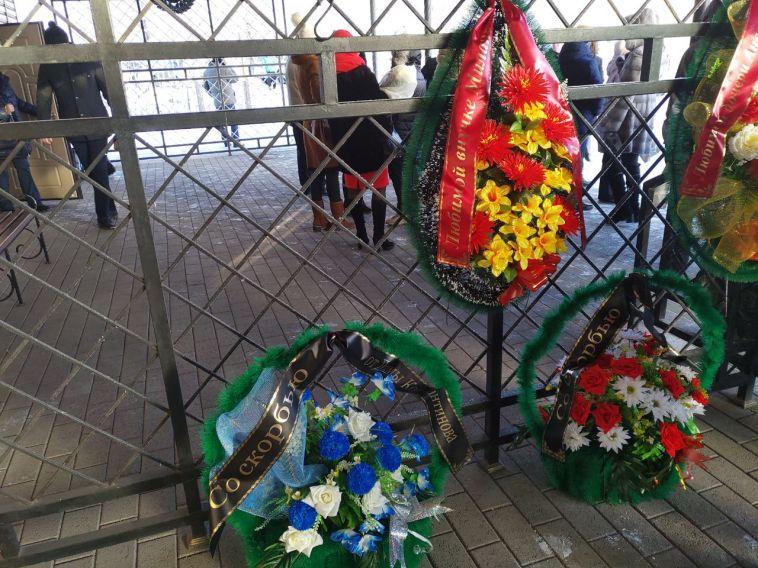 В эти минуты в Магнитогорске проходит прощание с погибшими