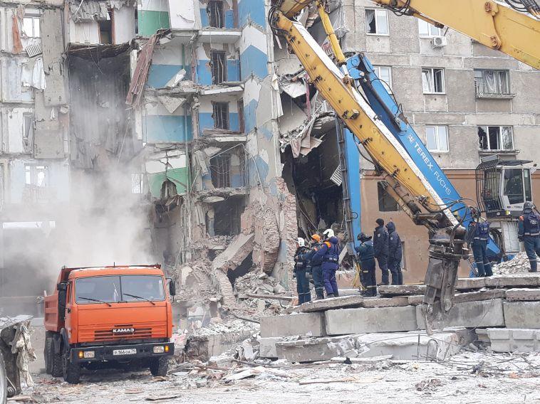 В пострадавшем от обрушения доме останется газоснабжение