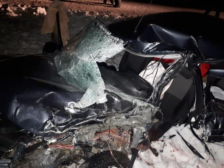 В Башкирии магнитогорец стал участником смертельной аварии