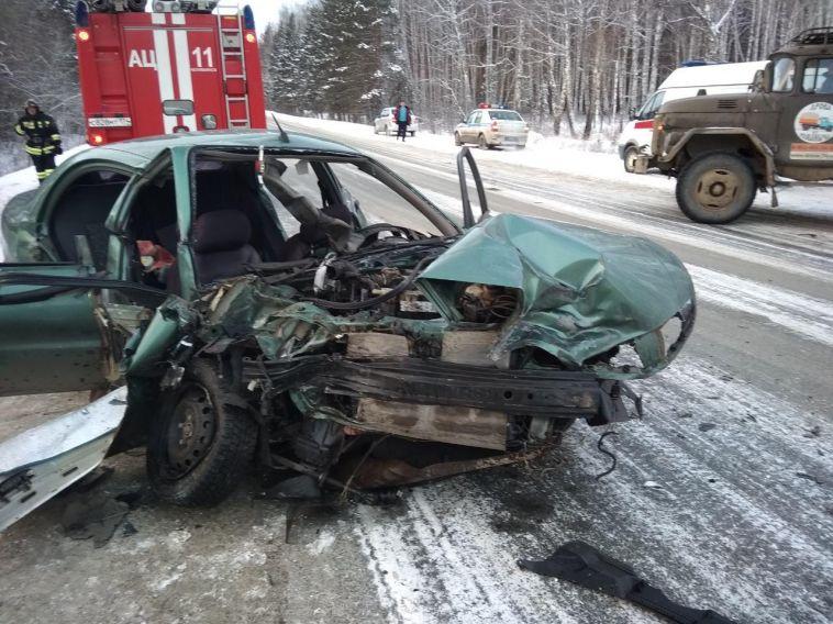 На трассе автомобиль сбил фельдшера скорой помощи