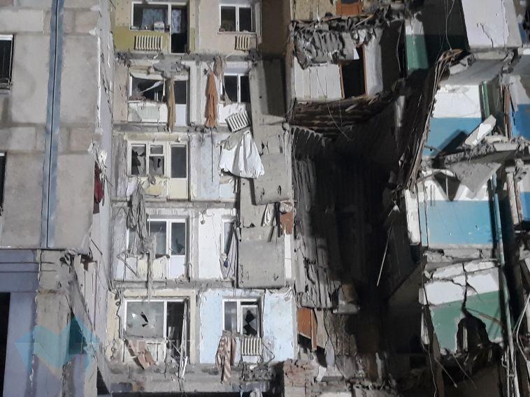 В правительстве разъяснили, как пострадавшим при взрыве получить деньги на жилье
