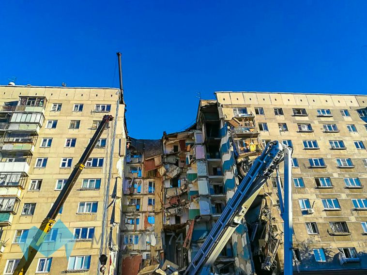 Пострадавшим при взрыве дома перечислили более 165 млн рублей