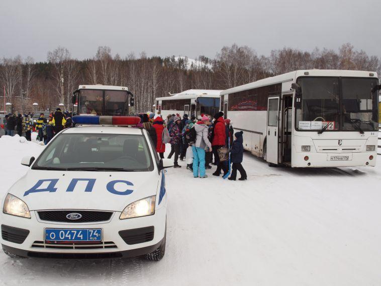 Госавтоинспекция подвела итоги «Зимних каникул»