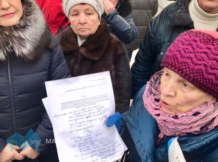 Активисты дома, пострадавшего от взрыва, просят встречи с вице-премьером Мутко