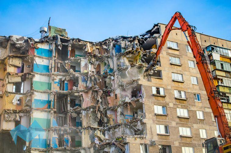 Москва направила в Магнитогорск 500 млн на расселение дома
