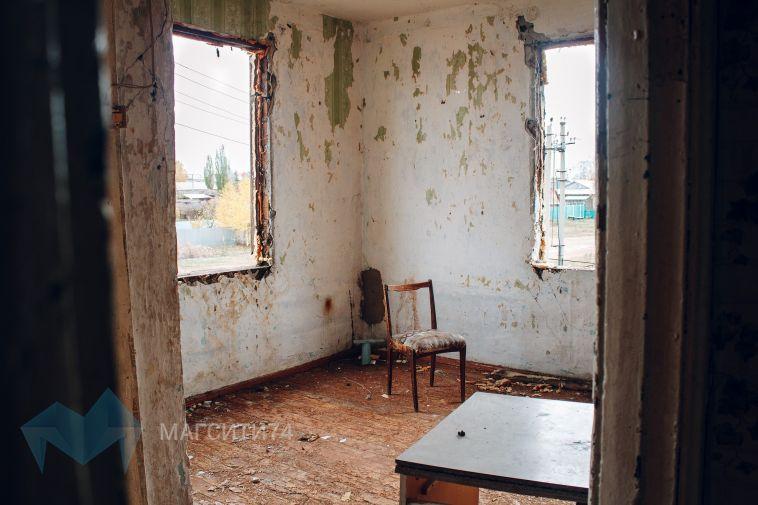 Жительница Магнитогорска прописала семерых мигрантов в полуразрушенном доме