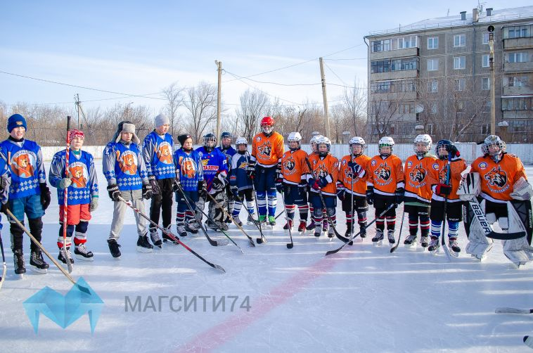 Поселок Цементников принял хоккейный турнир