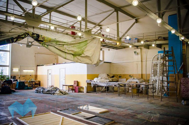 Магнитогорский драмтеатр готовится к ремонту