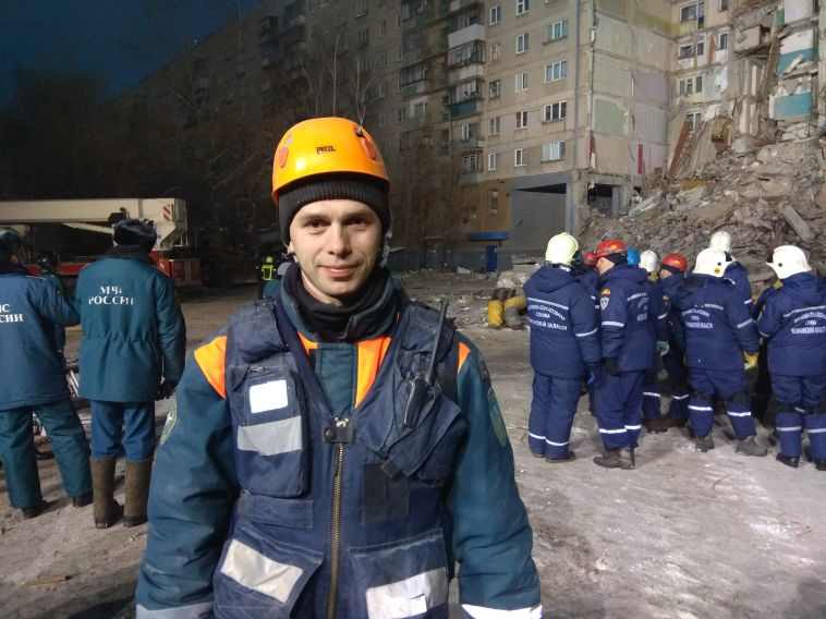 Сотрудники МЧС, спасшие Ваню Фокина, получили награды «За доблесть»