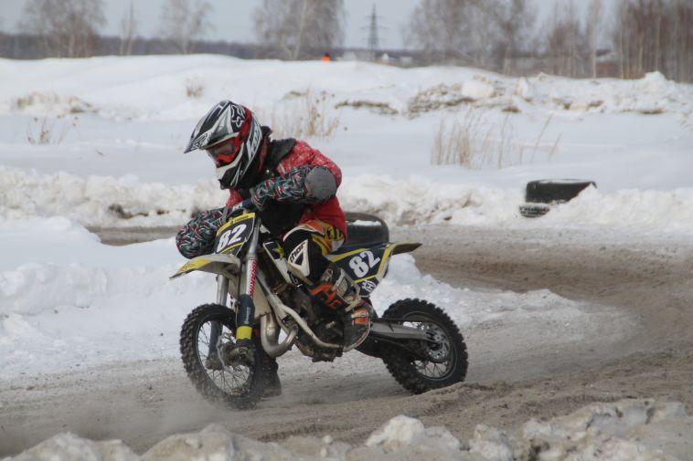 Магнитогорские мотокроссмены заняли второе место в областном турнире