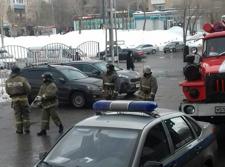 Оперативные службы искали взрывное устройство на вокзале