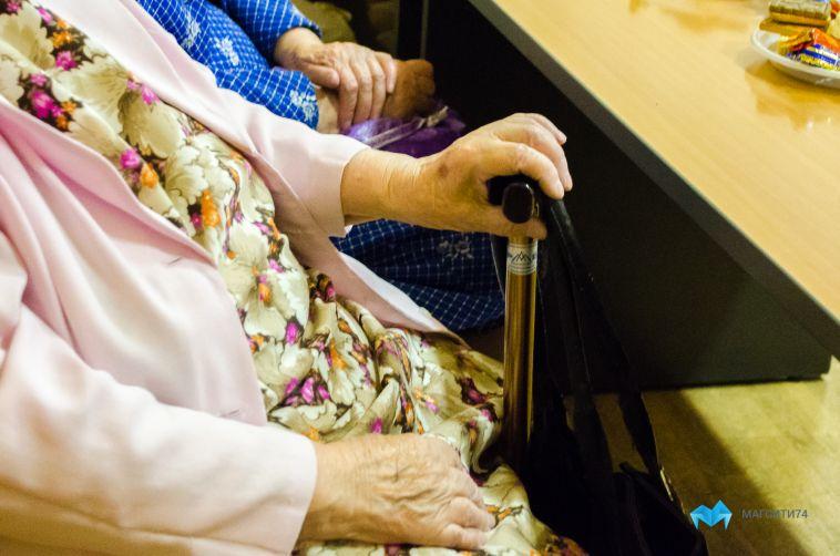 Очередная пенсионерка поверила рассказам мошенника