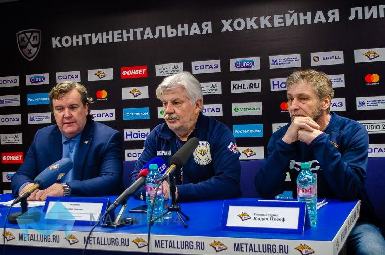 Геннадий Величкин: «Мы нацелены на серьезную перестройку»