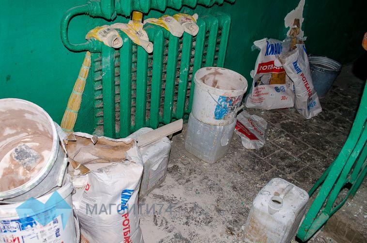 Жильцов не устраивает качество ремонта пострадавшего дома